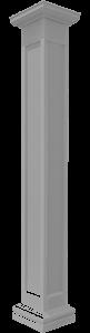 Square Non-Tapered Panel