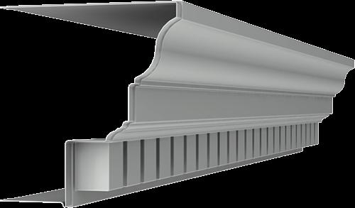 Fiberglass Cornice Frp Exterior Cornice