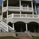Balcony Balustrades and Columns