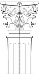 Decorative Capital Extended Neck Installation Method