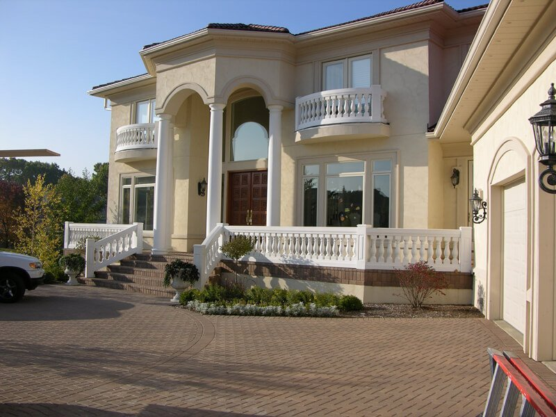 Pictures Balustrade Systems Exterior Balustrade