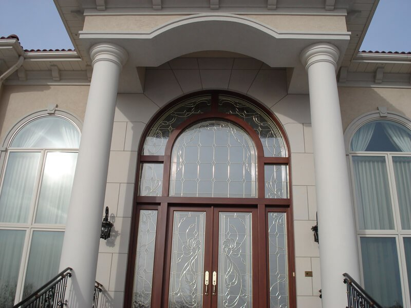 Pictures porch columns decorative columns for Exterior decorative columns