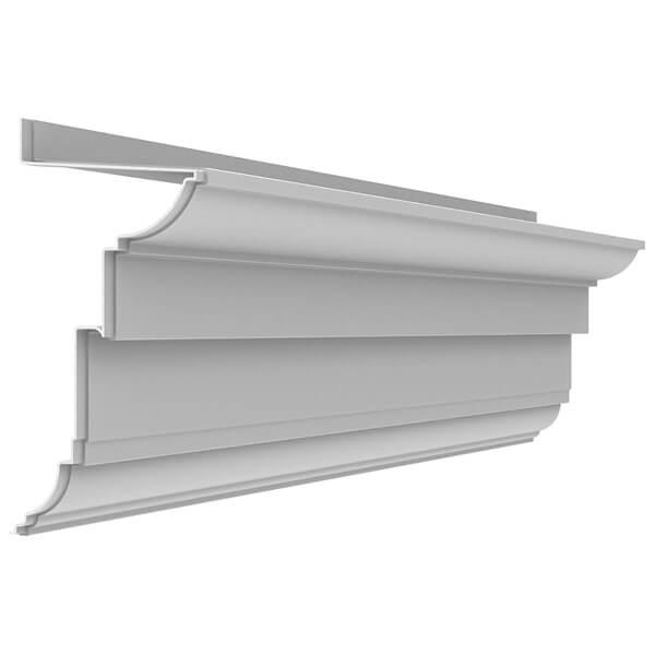 Fiberglass Cornice CR110Fx8