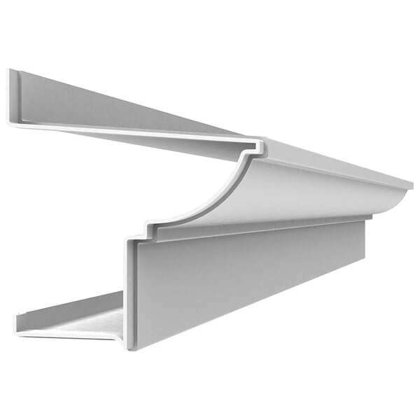 Fiberglass Cornice CR110x8