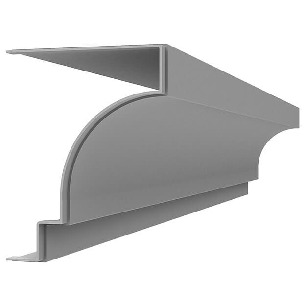 Fiberglass Cornice CR112x8