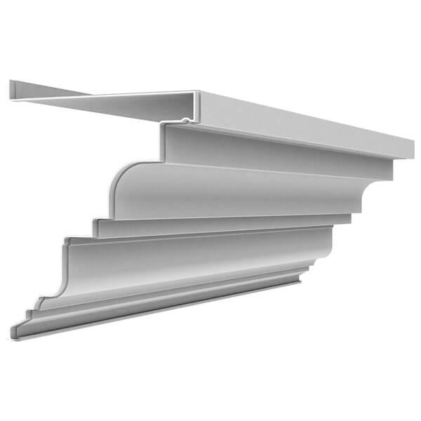 Fiberglass Cornice CR114x8