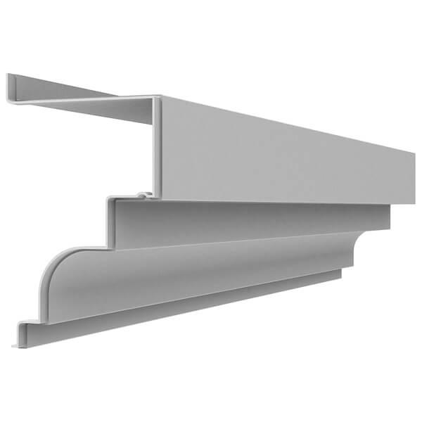 Fiberglass Cornice CR116x8