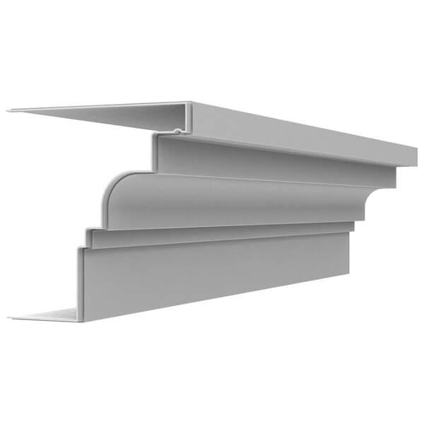 Fiberglass Cornice CR117x8