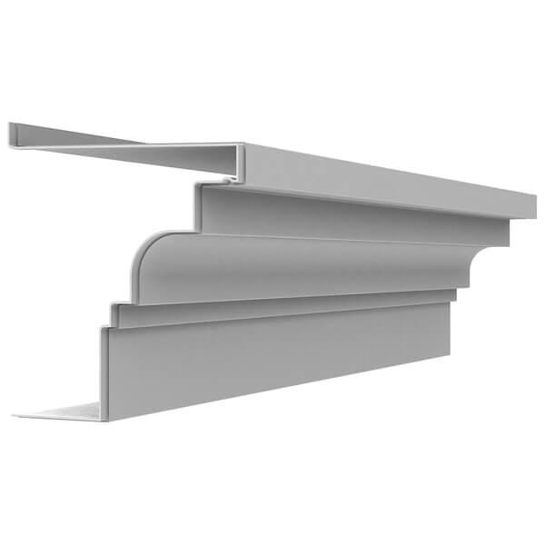 Fiberglass Cornice CR118x8