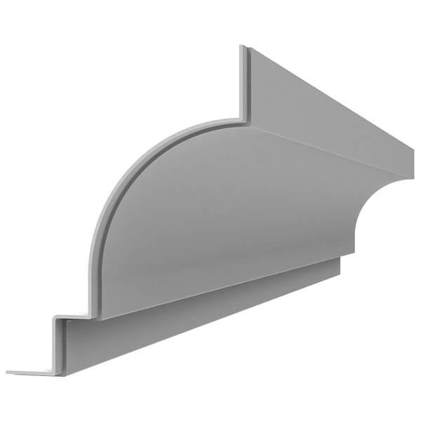 Fiberglass Cornice CR134x8