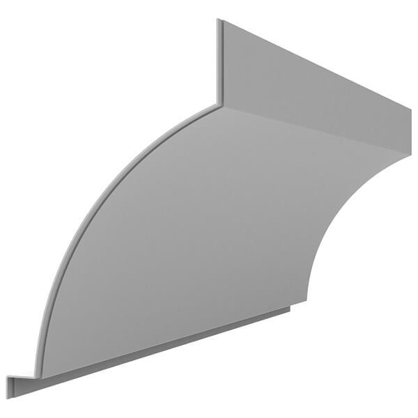 Fiberglass Cornice CR142x8