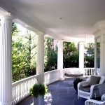Fluted Wrap Around Porch Columns