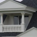 Knee Wall Columns and Pedestals