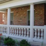 Patio Columns and Balustrades
