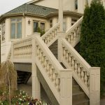 Stair Balustrades and Free Standing Columns