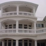 Stocky Porch Columns