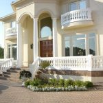 Synthetic Stone Columns and Balustrades