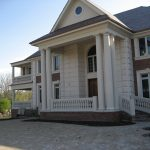 Tuscan Columns and Balustrades