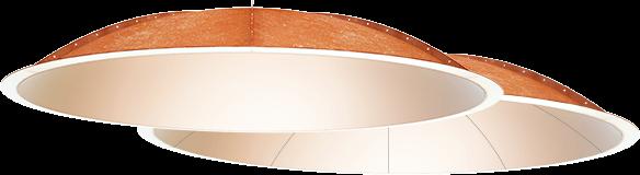Fiberglass Dome CD158x30