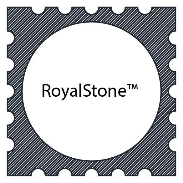 Polymer Stone Fluted Column