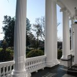 Fluted Columns and Balustrades