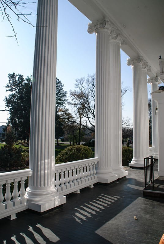 Fluted Columns   Available Round Sizes   Exterior & InteriorRoyal