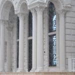 Round Fluted Columns Roman Corinthian