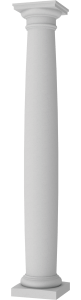 Round Barrel Column
