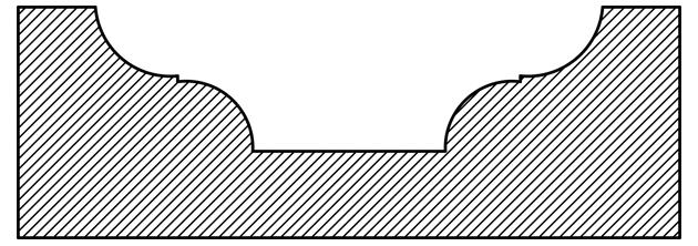 Raised Panel PVC Column Rout Detail