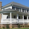 Fiberglass Porch Columns are the Most Affordable