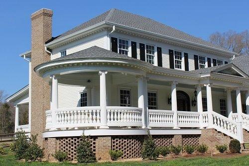 Fiberglass Porch Columns