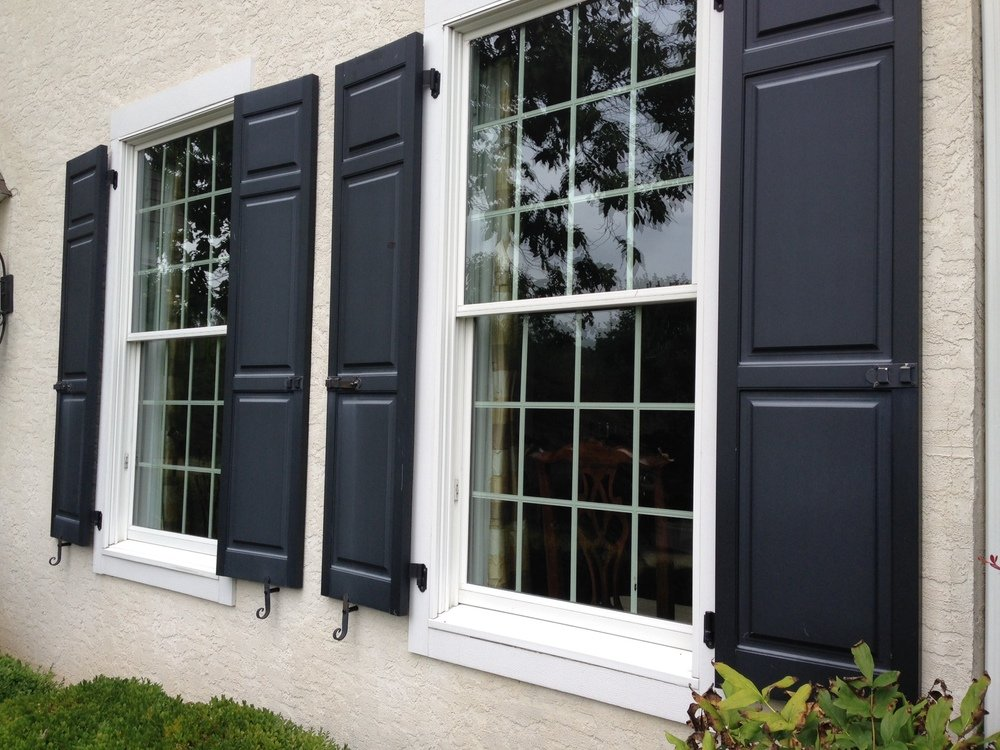 Exterior Shutters | Functional Shutters | Hurricane Rated | CAD Drawings