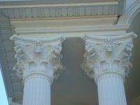 Exterior Wood Columns