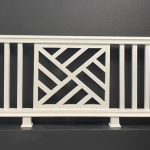 PVC Chippendale Panels