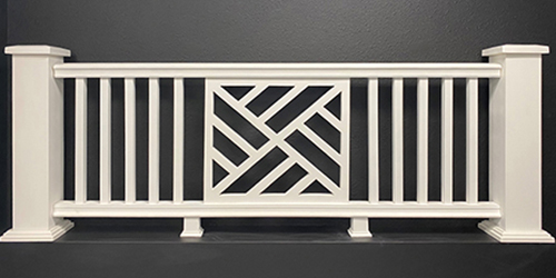 Chippendale Panels | Balustrades, Railings, Gates ...